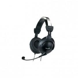 AUDIFONO GENIUS HS-M505X 3.5MM SINGLE JACK