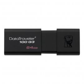 PENDRIVE KINGSTON DT-100G3 USB 3.0 64GB