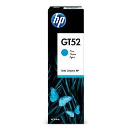 TINTA HP M0H54AL GT52 CYAN BOTELLA