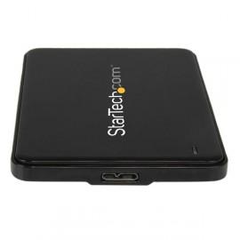 Cofre USB 3.0 con UASP para HDD/SSD SATA III de 2,5