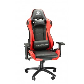 Silla Primus Gaming Chair Thronos 100T Red