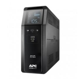 Apc - Schneider BACK UPS PRO BR 1200VASINEWAVE8 OUTLETS AVR LCD INTERF