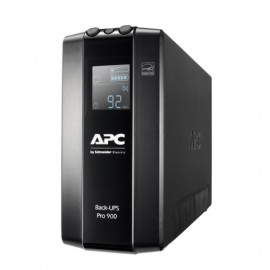 Apc - Schneider Back UPS Pro BR 900VA. 6 Outlets. AVR. LCD Interface