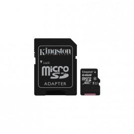 KINGSTON MICRO SD 64GB CANVAS SELECT PLUS 100R