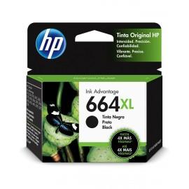 TINTA HP F6V31AL 664XL BLACK