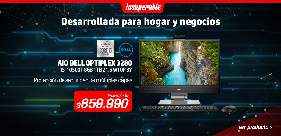 AIO DELL OPTIPLEX 3280